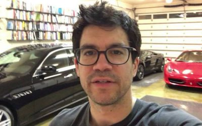 Hanging Out With My Partner Tai Lopez Minus The Ca...