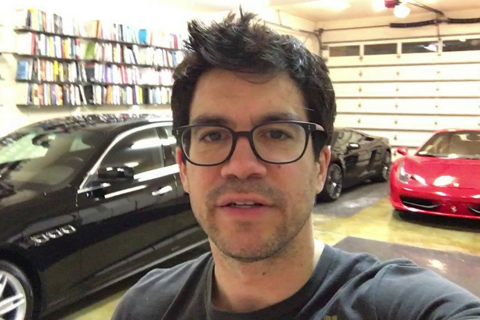 Hanging Out With My Partner Tai Lopez Minus The Cameras
