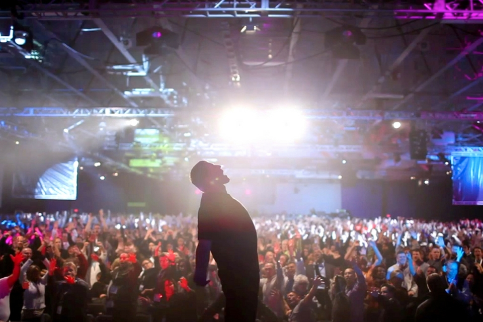 4 Events You Must Attend In The Next 90 Days To Become Filthy Rich!