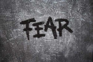 Feeling of Fear and How To Deal With It! Like a Boss!